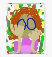 Nerd Girl iPad Case/Skin