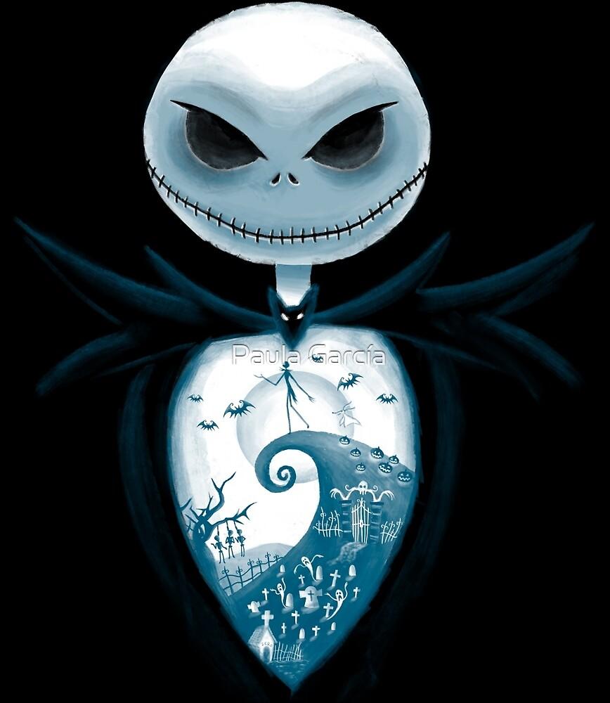 «Inner Halloween» de Paula García