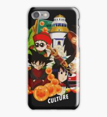 C U L T U R E iPhone Case/Skin