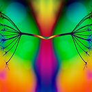 Butterfly... You My Friend, Are A Victim Of Disorganised Thinking... by heidiannemorris