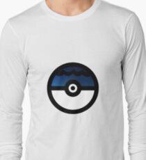I Choose Water Type Long Sleeve T-Shirt