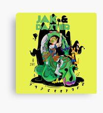 Jak & Daxter Canvas Print