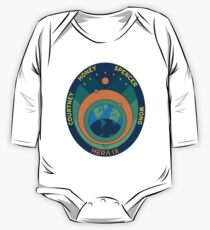 HERA IX Mission Logo One Piece - Long Sleeve