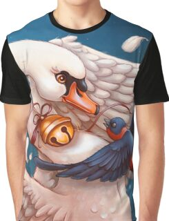 Songbirds Graphic T-Shirt