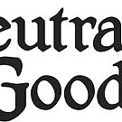 Neutral Good by machmigo