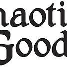 Chaotic Good by machmigo