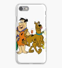 Hanna-Barbera (Scooby Doo, Flintstones, Yogi, Top Cat) iPhone Case/Skin