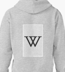 Wellesley College Firsts Pullover Hoodie