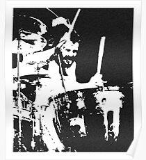 John Bonham Legend Poster