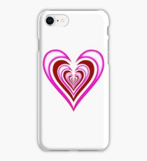 Infinity Hearts iPhone / Samsung Galaxy Case iPhone Case/Skin