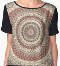 Mandala 186 Women's Chiffon Top