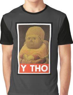Y THO - MEME (OBEY) Graphic T-Shirt
