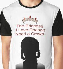 My Idol Needs No Crown Graphic T-Shirt