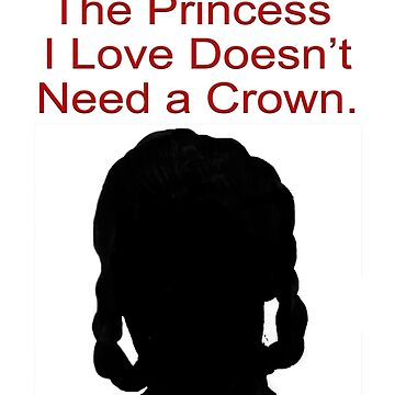 My Idol Needs No Crown by TMEubanks