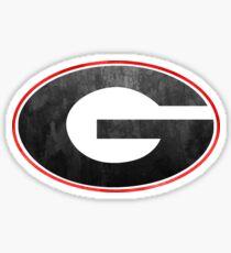 Georgia G Sticker