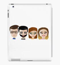 Naudin Family iPad Case/Skin
