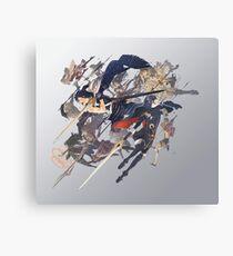 Fire Emblem Awakening Box Art  Canvas Print