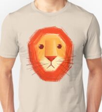 Sad lion Unisex T-Shirt