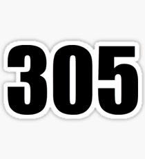 305 Sticker