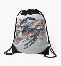 Fire Emblem Awakening Box Art  Drawstring Bag
