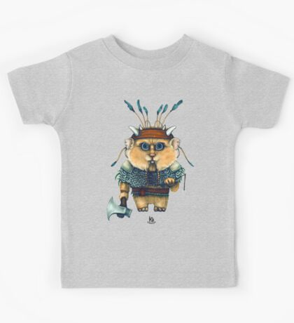 Hamster Bassi Kids Clothes
