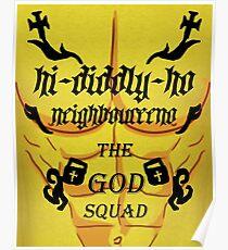 Gangland Flanders Poster