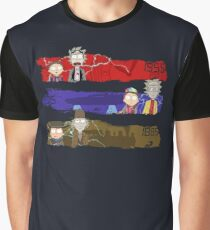 Rick to the Future Graphic T-Shirt