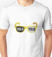 Yolo goggles Unisex T-Shirt