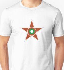 Bulgarian Air Force Roundel, 1949-1992 T-Shirt