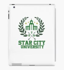 Star City Uni iPad Case/Skin