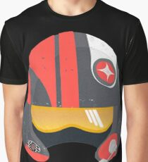 Star Wars - Poe Helmet Graphic T-Shirt