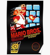 Mario Bros. Poster