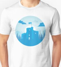 Castle in the Blue T-Shirt