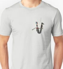 Custom Colour Claptrap Unisex T-Shirt