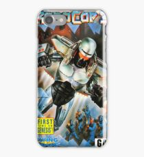 Robocop 3 iPhone Case/Skin