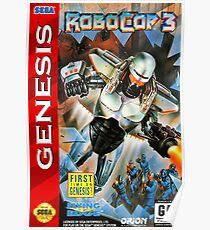 Robocop 3 Poster