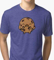 Oatmeal Raisin Disappointment Tri-blend T-Shirt