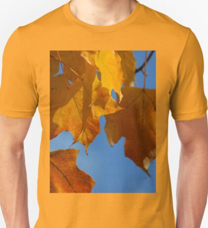 There is unrest in the forest..There is trouble with the trees..For the maples want more sunlight and the oaks ignore their pleas T-Shirt