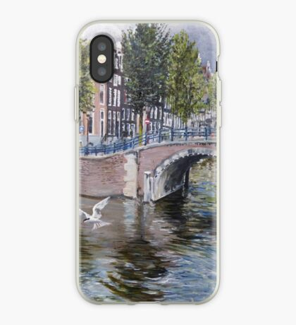 Common tern ~Visdiefje iPhone Case