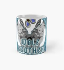 Wolf Brother II Mug