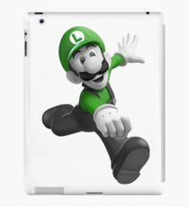 "Luigi, best friend (TO BUY IN COMBO WITH ""Mario, best friend"") iPad Case/Skin"