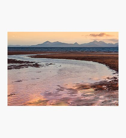 Isle of Skye From Applecross Photographic Print