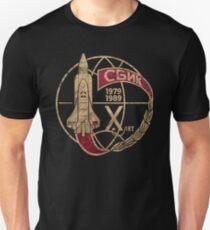 CCCP Space Shuttle X T-Shirt