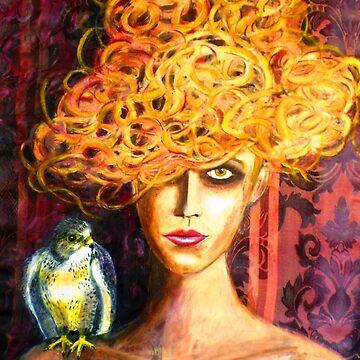 Lady Hawk by BillyLee