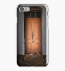 Authorised persons only iPhone Case/Skin