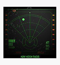 Motion Tracker - Alien Isolation Photographic Print