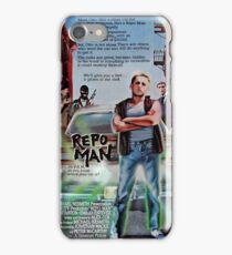 Repo Man iPhone Case/Skin