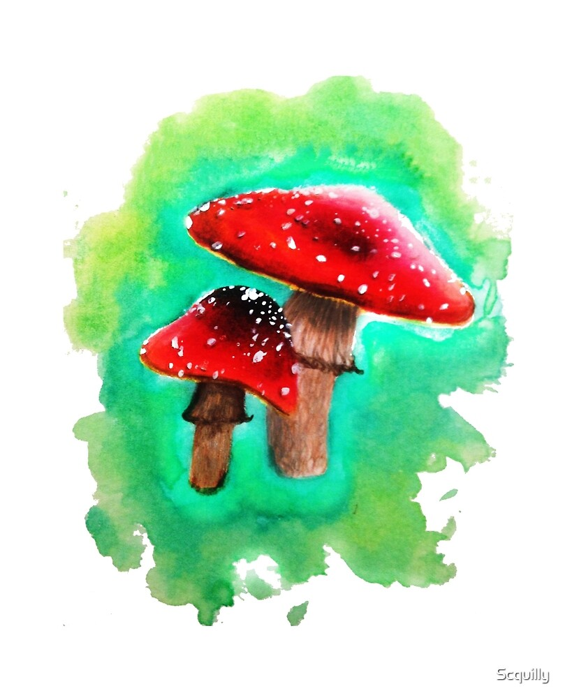 Toadstool by Scquilly