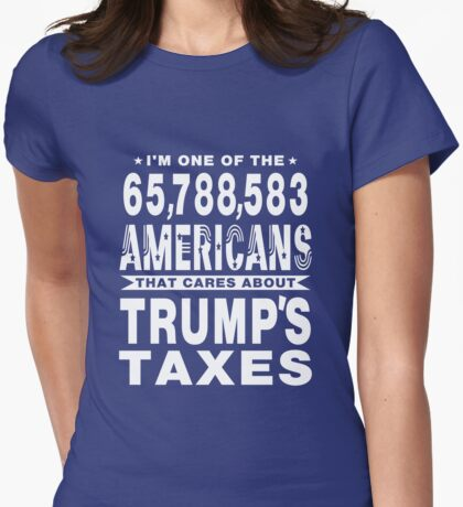 Americans Care Trumps Taxes T-Shirt