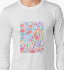 Cuban Coral Cove Long Sleeve T-Shirt